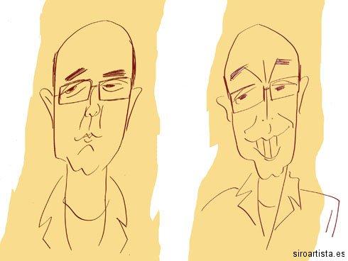 Amigos de David Hockney: Humphrey Oceda