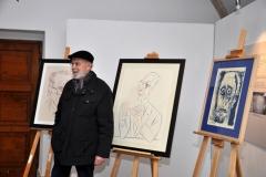 Doazón de tres retratos ao Museo Provincial de Lugo por Siro 3