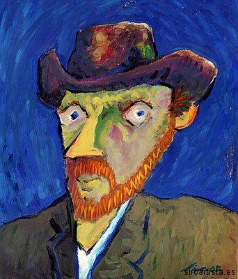 Van Gogh, 2005