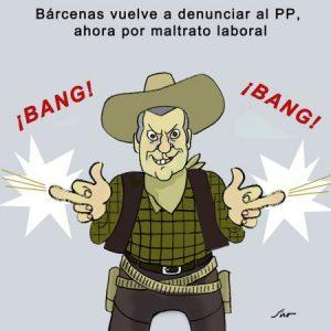 Humor en tiempos de crisis: Luis Bárcenas