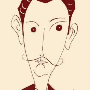 Retratos al minuto: Salvador Dalí