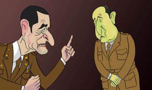 23f generales golpe estado