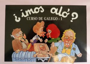Imos aló Curso de iniciación ao galego