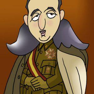 Puntadas sen fío: Franco, aquel home