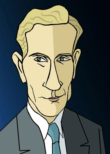Leslie Howard por Siro