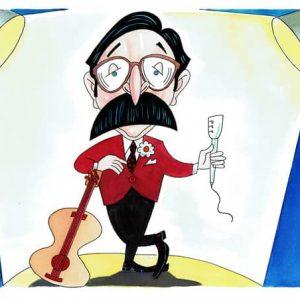Vai de humoristas: Moncho Borrajo