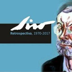 EXPOSICIÓN: SIRO. Retrospectiva, 1970-2017