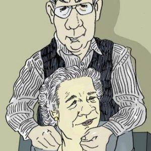 Puntadas sen fío: Amor e alzheimer