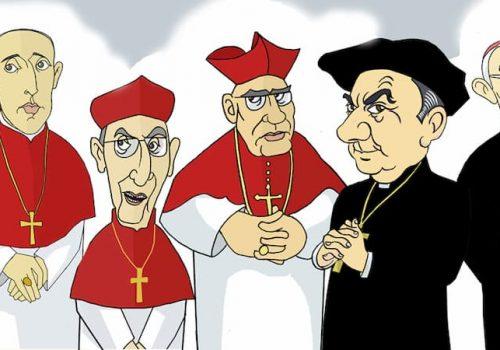 Bispos contra Franco por Siro