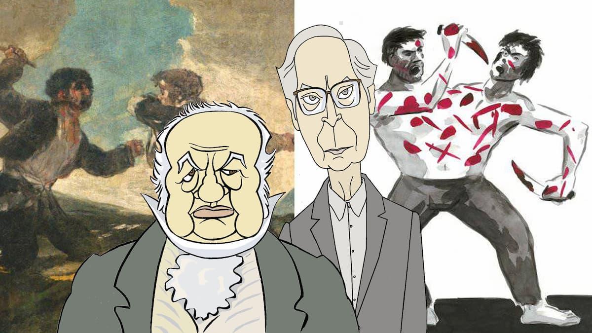 Puntadas sen fío: Día dos Museos por Siro