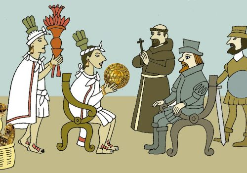 Hispanidade por Siro