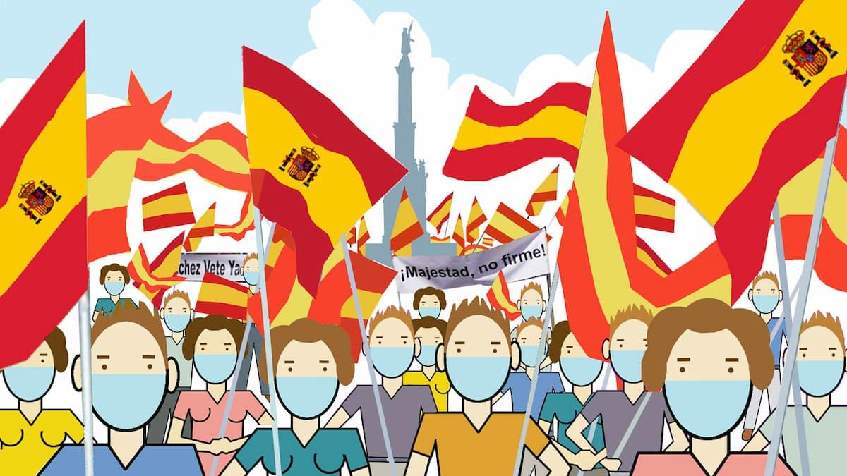 Puntadas sen fío: Indultos e problema catalán por Siro