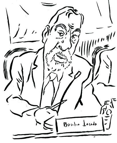 Basilio Losada<br>Traductor, investigador y crítico literario