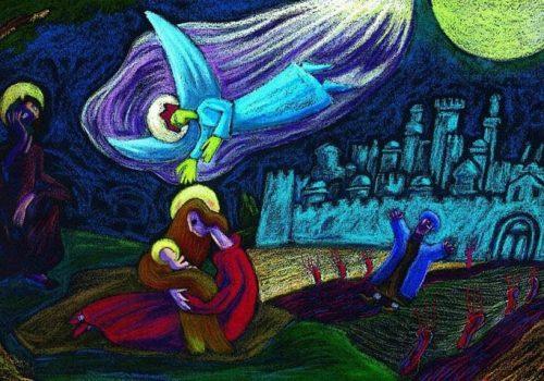 Noite de Paz por Siro