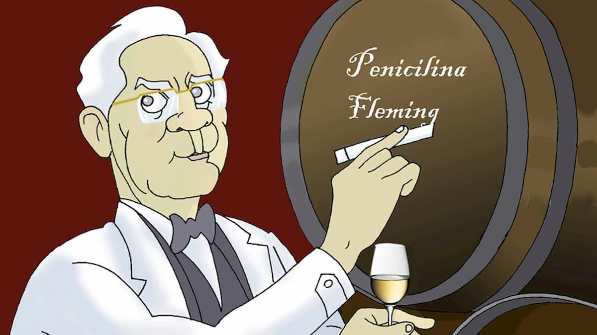 Puntadas sen fío: O humor de Fleming por Siro