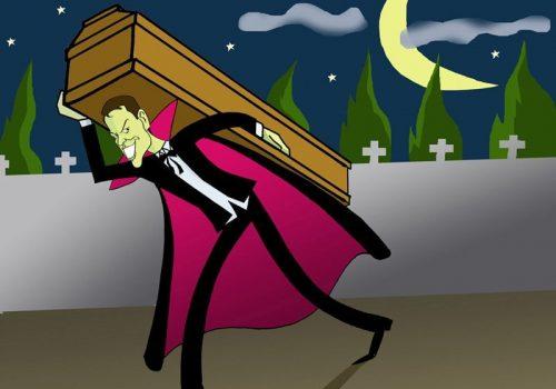 Pedro Sánchez, «profanador de tumbas» por Siro