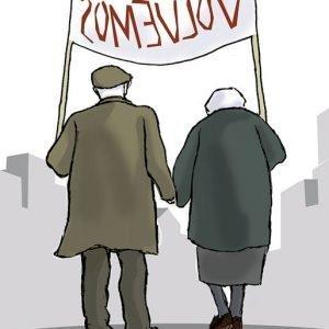 A Revolución Pensionista por Siro