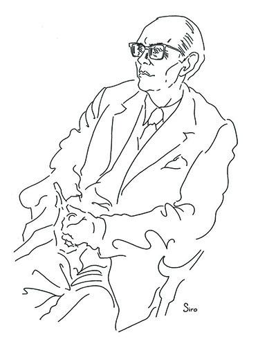 Domingo García-Sabell<br>Escritor, político y académico