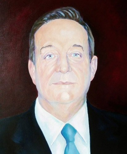Santiago Rey Fernández-Latorre<br>Presidente de la Corporación Voz de Galicia