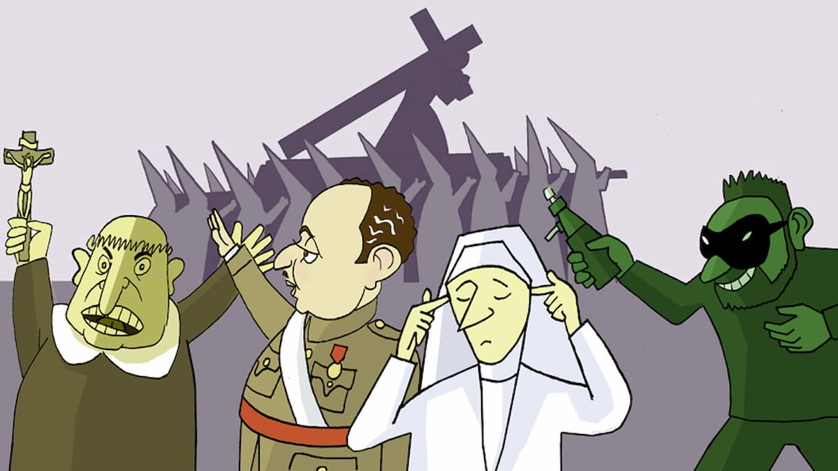 Semana de moita Paixón por Siro