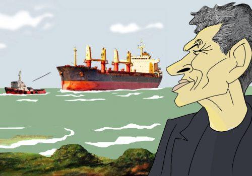 Daniel Refojos Priego, un home de mar por Siro