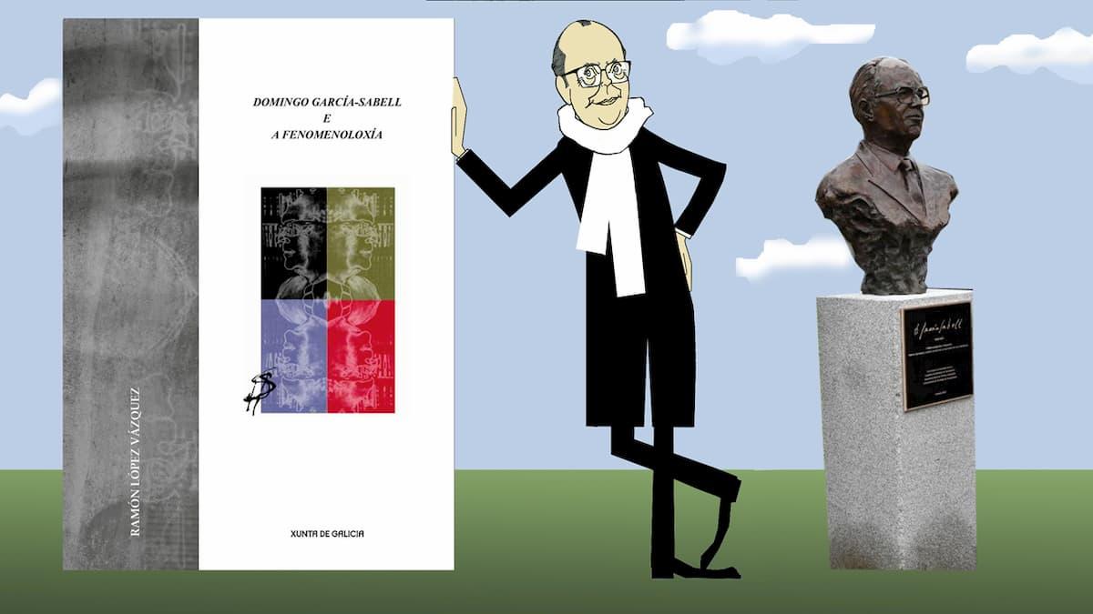 Unha homenaxe a García-Sabell por Siro